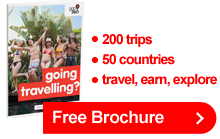 Get your free gap year brochure