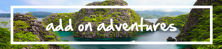 Itinerary Banner
