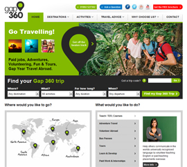 Gap 360 experts in Gap Year travel