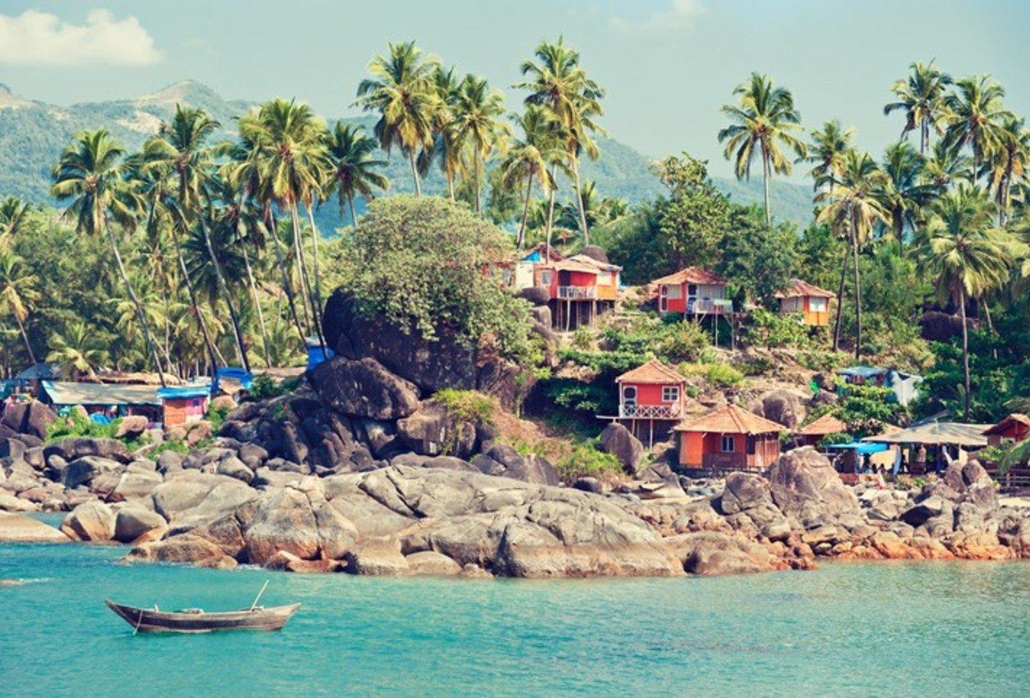 Goa, India | Sumber: Gap 360
