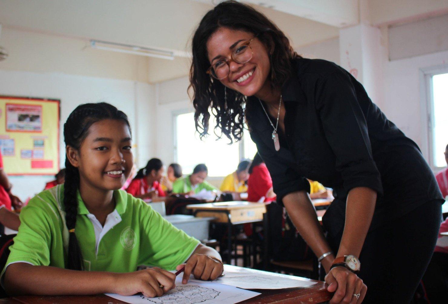 Paid Teaching in Thailand
