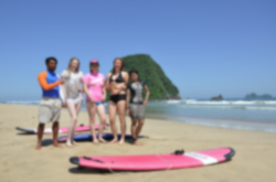 Learn to Surf Tours