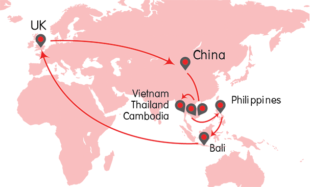 Ultimate Asia